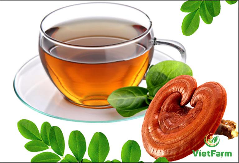 Phương pháp nấu nước uống từ nấm lim xanh đơn giản được nhiều người sử dụng