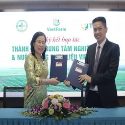 Lễ ký kết thành lập Vietfarm