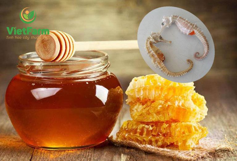 Cá ngựa ngâm mật ong mang lại nhiều giá trị sức khỏe cho người dùng