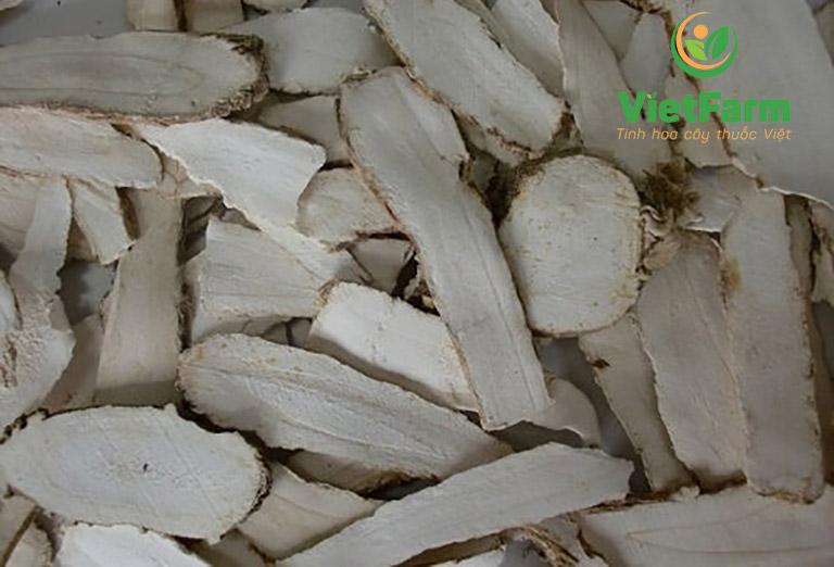 Hình ảnh vị thuốc cát căn