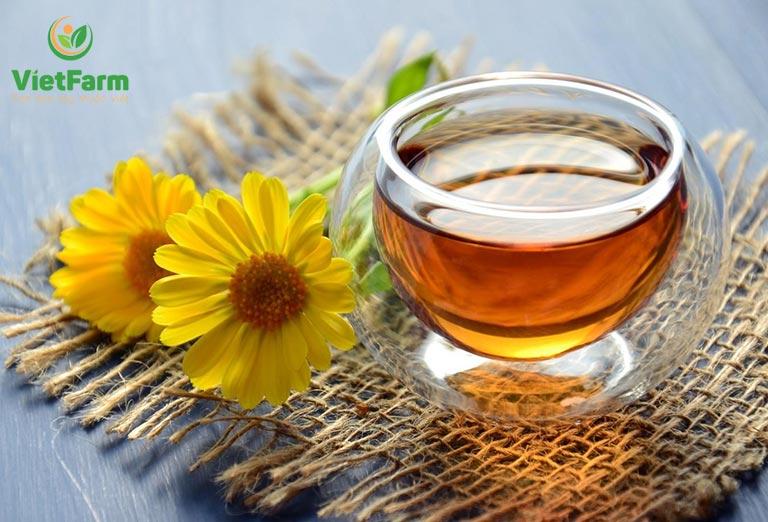 Cách pha trà rất đơn giản, dùng trà linh hoạt và tiện lợi