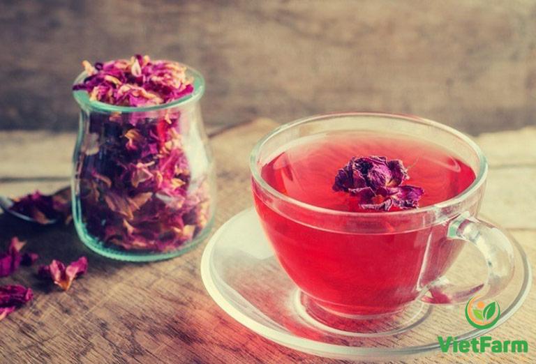 Hương vị của trà giúp giải tỏa mọi mệt mỏi, căng thẳng