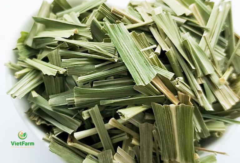 Dược liệu lá dứa sấy khô loại nhất phẩm chất lượng cao của trung tâm Vietfarm
