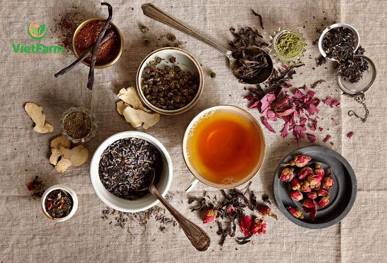 Công trình nghiên cứu trà thảo dược dựa trên dược trà của Hải Thượng Lãn Ông