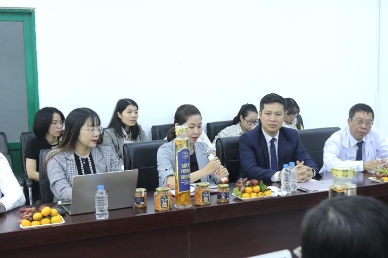Các sản phẩm đông trùng hạ thảo Vietfarm được hội đồng chuyên môn đánh giá cao về chất lượng