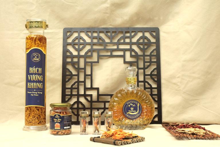 Tại hội thảo trưng bày các sản phẩm được người tiêu dùng yêu thích nhất của thương hiệu Vietfarm