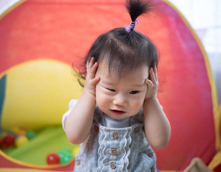 Viêm tai giữa ở trẻ là căn bệnh phổ biến