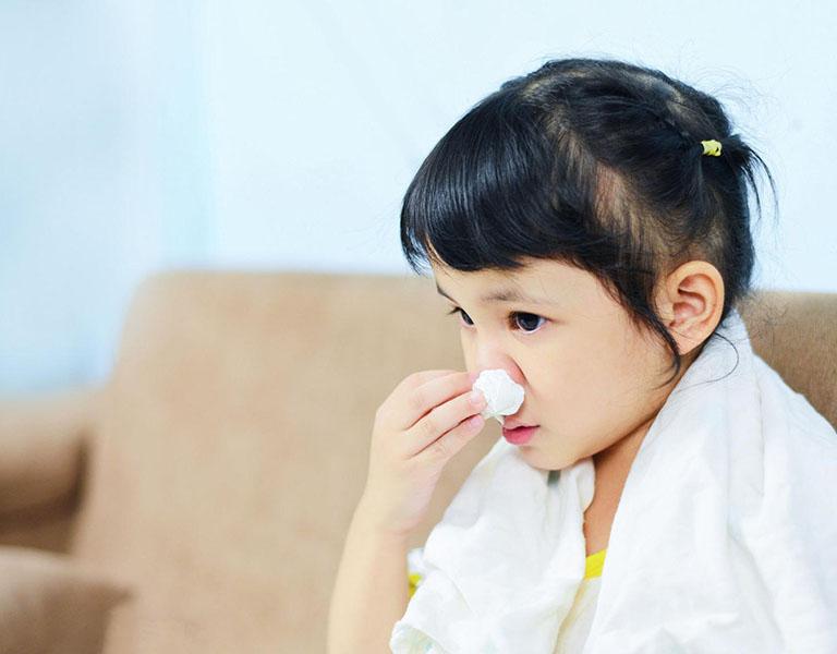 Các bệnh lý về mũi họng có thể là nguyên nhân gây bệnh