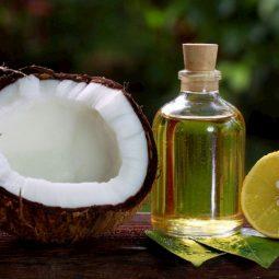 Kết hợp sử dụng chanh với dầu dừa hàng ngày giúp tăng hiệu quả điều trị viêm đau tai giữa tại nhà