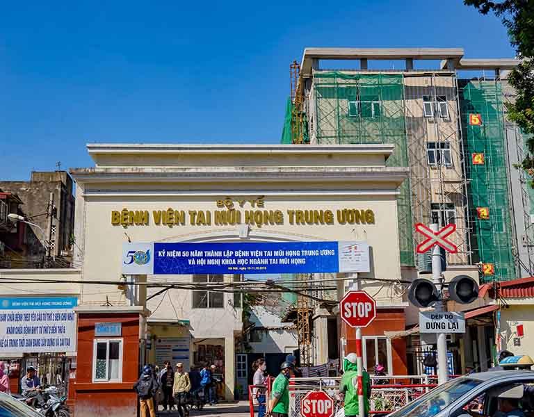 Bệnh viện Tai Mũi Họng Trung ương là địa chỉ phẫu thuật rò luân nhĩ an toàn, hiệu quả