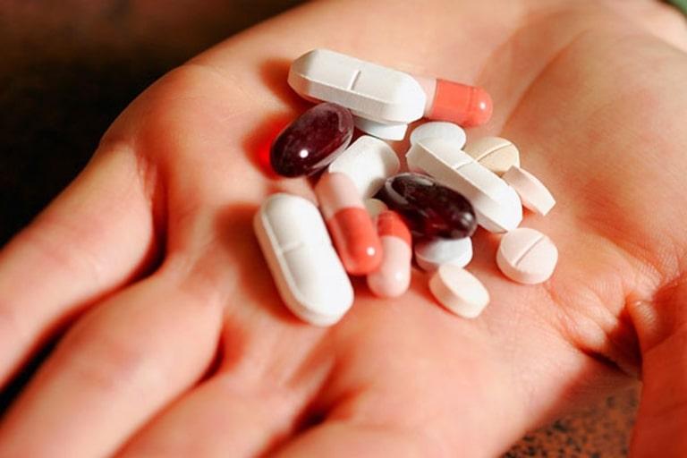 Thuốc sẽ giúp giảm nhanh các triệu chứng của bệnh