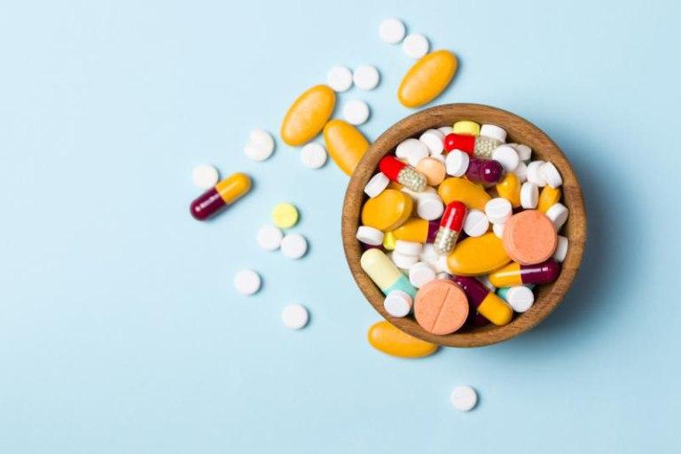 Thuốc Tây là phương pháp hiệu quả chữa viêm amidan