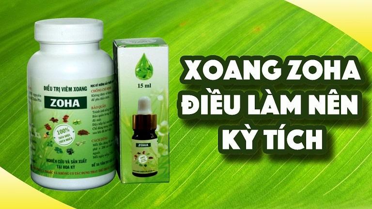 Thuốc trị viêm xoang của Việt Nam với độ hiệu quả cao