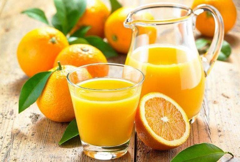 Cung cấp thêm vitamin C để tăng sức đề kháng