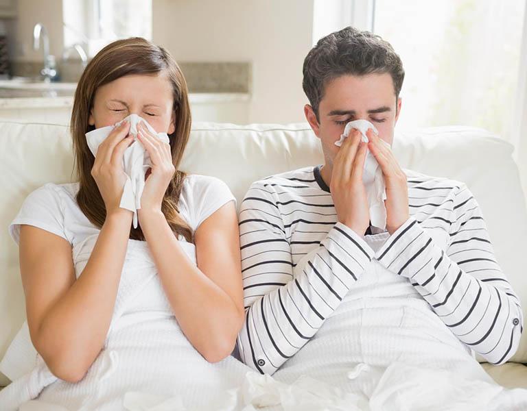 Cảm lạnh kéo dài không được điều trị là một trong những nguyên nhân gây bệnh