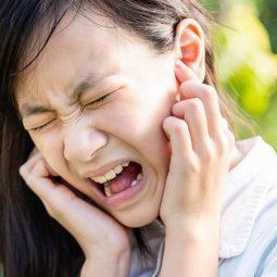 Viêm tai giữa có mủ