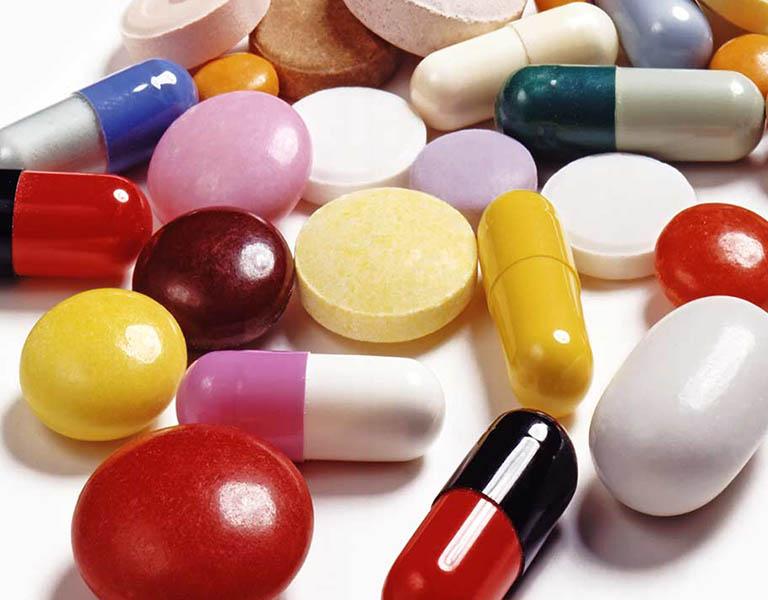 Sử dụng thuốc Tây giúp điều trị viêm tai giữa ở người lớn hiệu quả