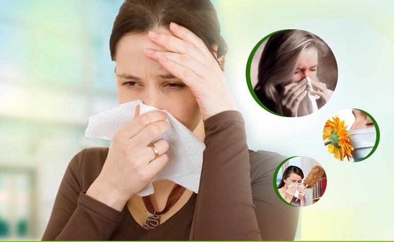 Có nhiều nguyên nhân gây nên tình trạng viêm xoang sàng