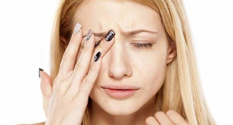 Có rất nhiều nguyên nhân gây ra viêm xoang trán