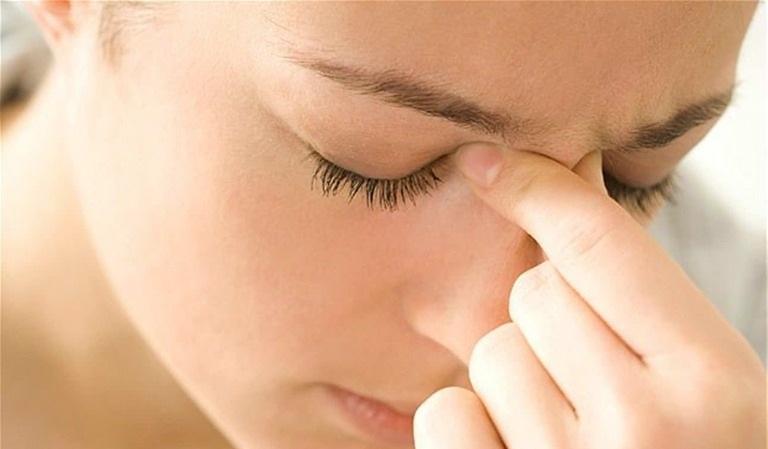 Phòng ngừa viêm xoang trán bằng một số thói quen trong sinh hoạt