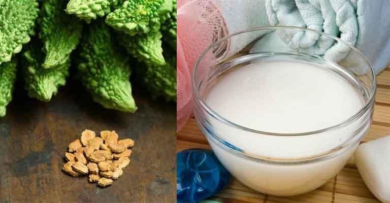 Bài thuốc nước vo gạo và hạt mướp đắng chữa viêm nhiễm, thanh nhiệt rất tốt