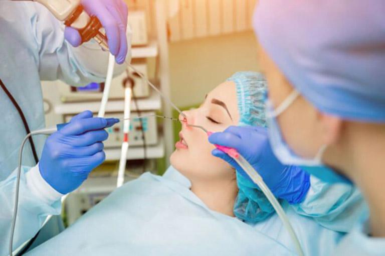 Các phương pháp mổ viêm xoang đều nhằm mục đích loại bỏ tác nhân có hại