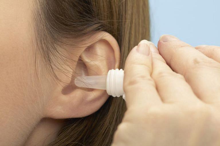Các loại thuốc nhỏ tai đang là lựa chọn hàng đầu của người bệnh