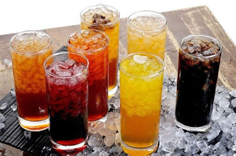Thường xuyên sử dụng đồ ăn/đồ uống lạnh dẫn tới viêm họng