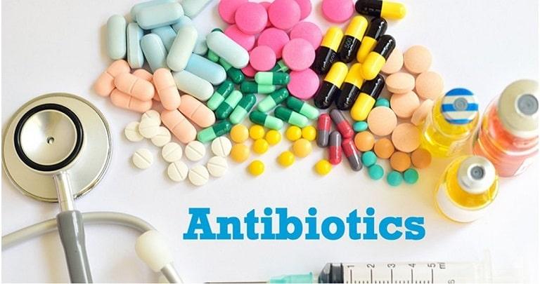 Sủ dụng kháng sinh điều trị là điều cần thiết