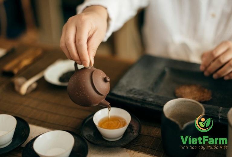 Cách pha trà đúng chuẩn cần thực hiện nhiều công đoạn công phu