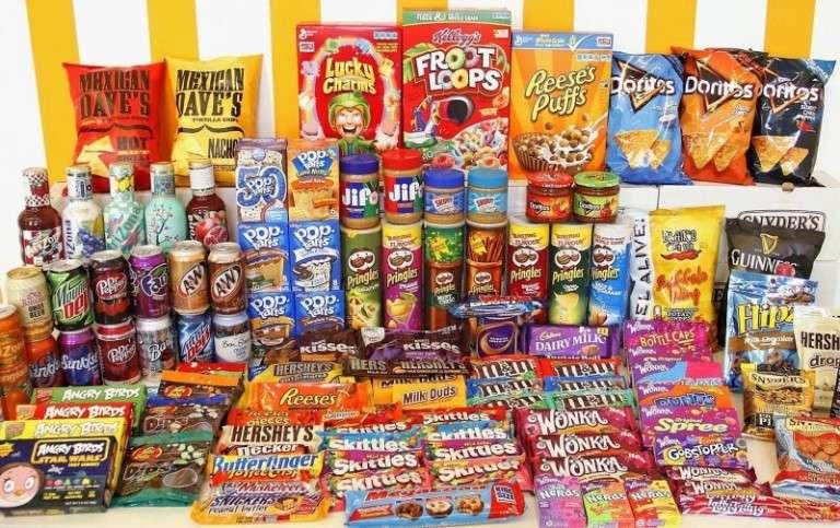 Cha mẹ nên hạn chế cho con ăn các loại đồ ăn chứa nhiều đường