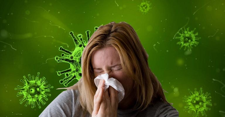 Bệnh nhân thường xuyên phải tiếp xúc với nguồn không khí ô nhiễm dễ mắc bệnh