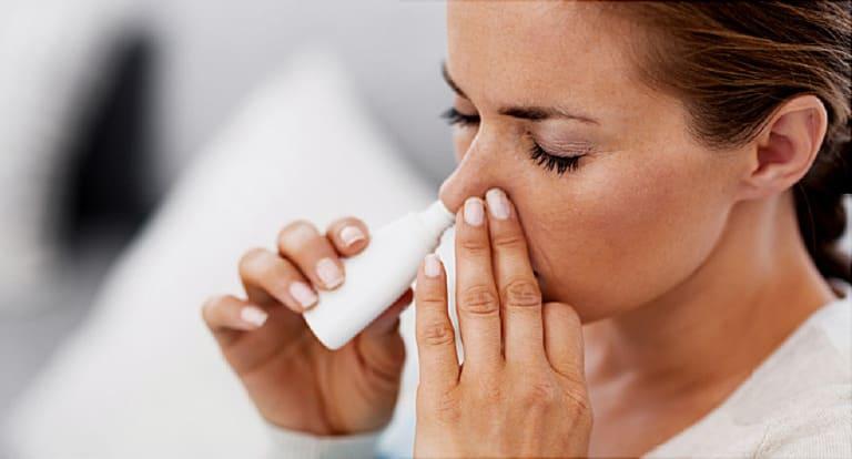 Tắc nghẽn đường hô hấp là triệu chứng điển hình của viêm xoang mủ