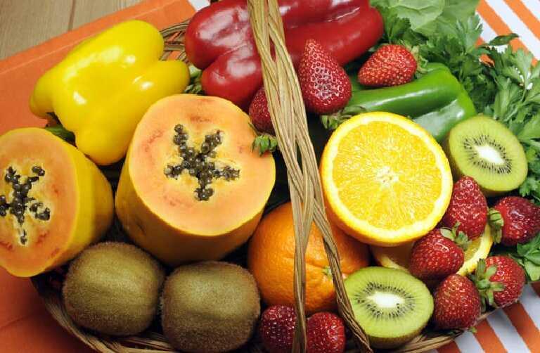 Bổ sung nhiều viatmin C để tăng cường miễn dịch