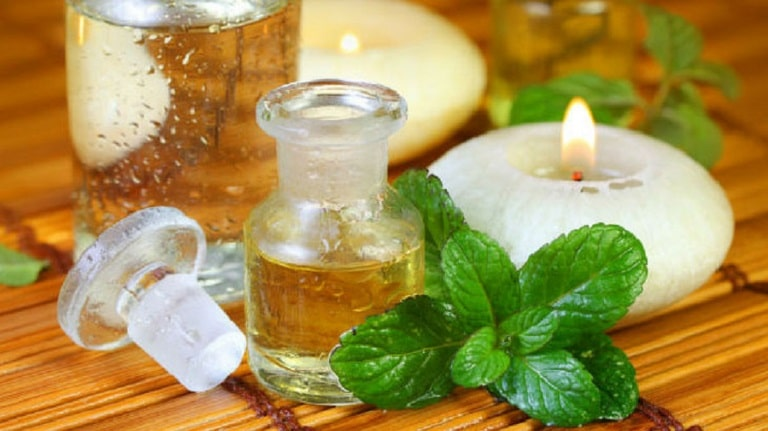 Tinh dầu bạc hà có thể dùng để xông tại nhà