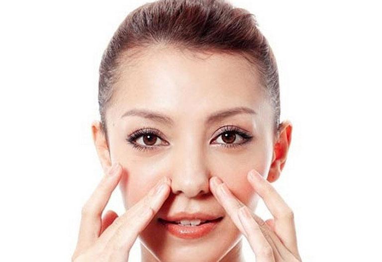 Huyệt nghinh hương giảm các triệu chứng cảm lạnh cũng như viêm mũi xoang rất nhanh chóng