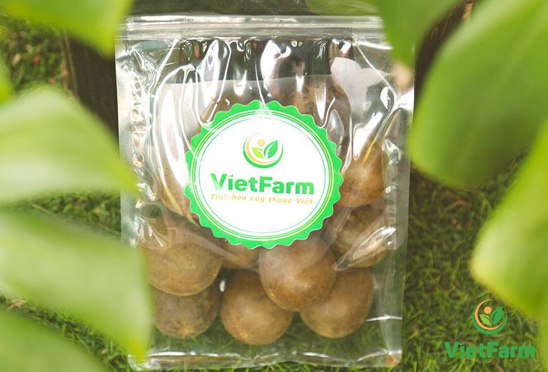 Giá quả la hán quả khô tại Vietfarm