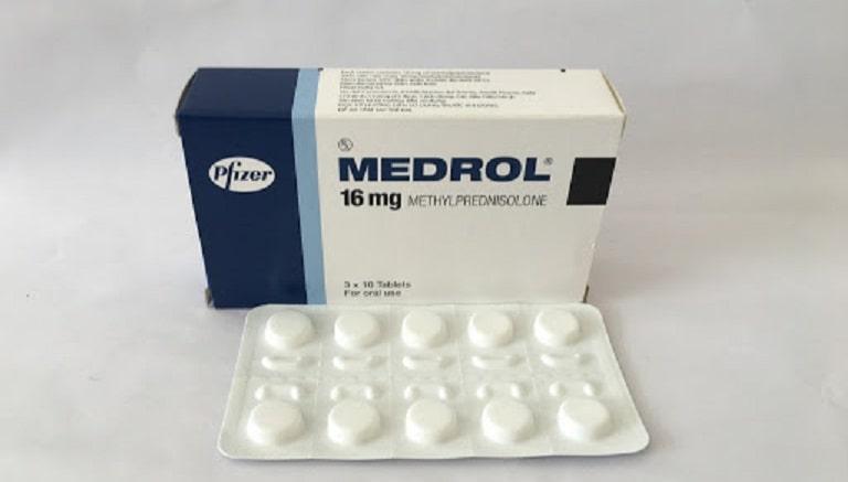 Thuốc kháng viêm Methylprednisolone cũng là một dạng kháng viêm toàn thân