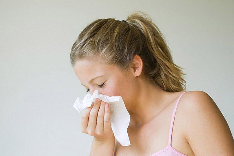 Nếu cơ thể, đặc biệt là mũi có cảm giác khó chịu, bạn nên đến bệnh viện càng sớm càng tốt