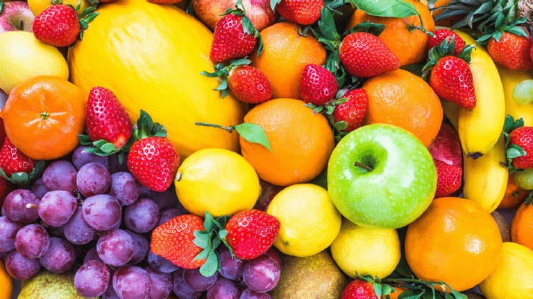Hoa quả tươi tốt cho sức khỏe