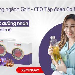 Đông trùng hạ thảo Tây Tạng Vietfarm - Bí quyết dưỡng nhan của nữ chủ tịch Tập đoàn GolfGroup