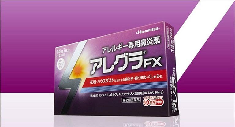 Thuốc Allegra FX