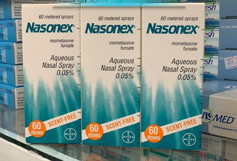 Thuốc đặc trị viêm mũi dị ứng Nasonex