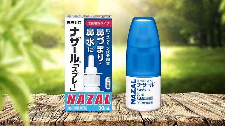 Thuốc xịt mũi Taisho