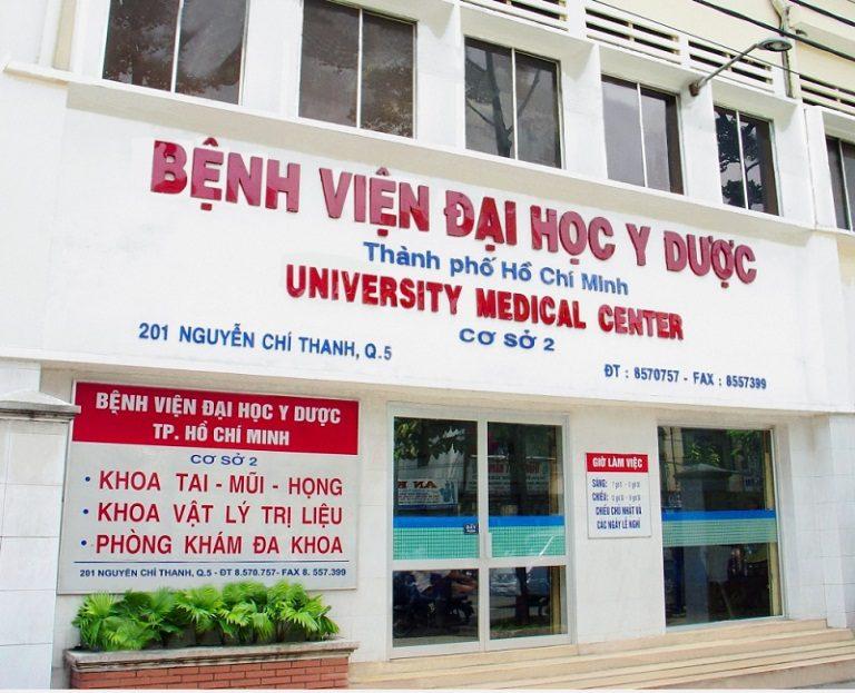Khám viêm mũi dị ứng tại Khoa tai mũi họng của bệnh viện Đại học Y dược TP HCM