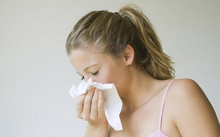 Viêm mũi dị ứng là căn bệnh thường gặp ở đường hô hấp
