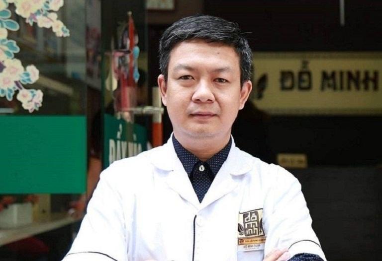 Lương y Đỗ Minh Tuấn là truyền nhân đời thứ 5 của dòng họ Đỗ Minh