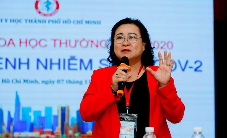 PGS.TS.Bác sĩ Nguyễn Thị Ngọc Dung