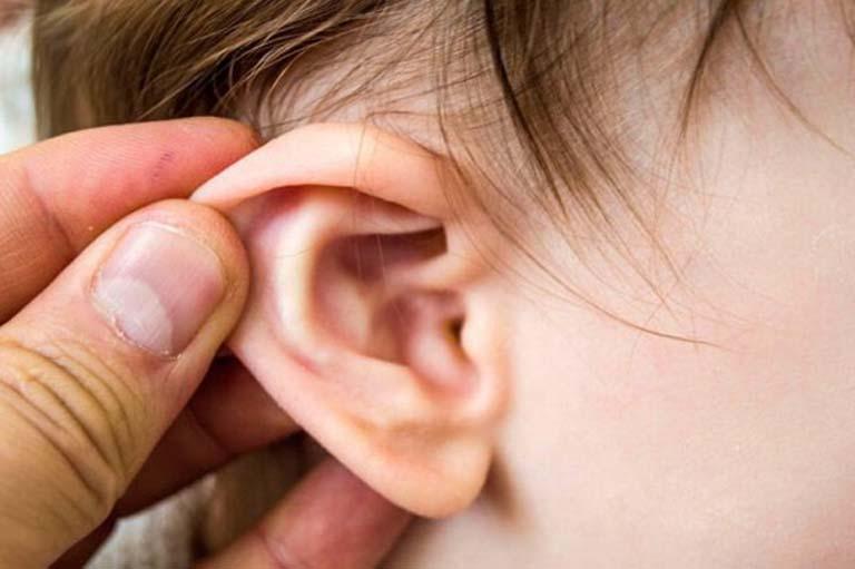 Bệnh có thể gây viêm tai giữa