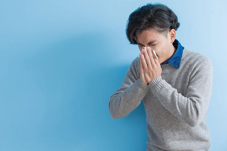 Bệnh có thể gây ra tình trạng nhiễm trùng đường hô hấp